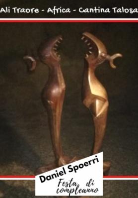 "Mostra itinerante ""Daniel Spoerri. Festa di comp ..."