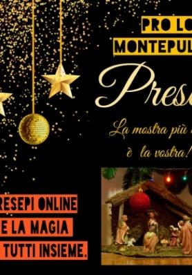CONTEST: IL PRESEPE PIU' BELLO E' IL VOSTRO