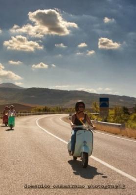 VINTAGE TOUR alla scoperta delle splendide colline della Val d'Orcia - FESTA DELL'OLIO E DEI SAPORI ...