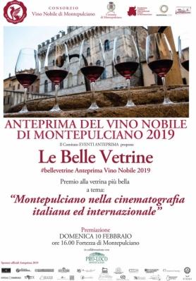 BELLE VETRINE 2019