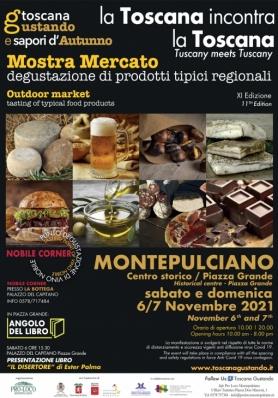 Toscana Gustando e sapori d'Autunno