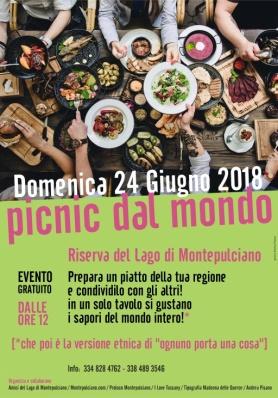 Pic Nic Dal Mondo - Domenica 24 Giugno 2018 - Rise ...