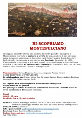 Ri-Scoprire Montepulciano
