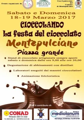 Cioccolando a Montepulciano - II Edizione - 18 e 1 ...