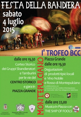 Festa della Bandiera - 4 Luglio 2015