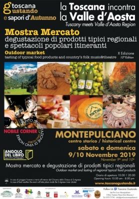 Toscana Gustando e sapori d'Autunno 2019 - X Edizione