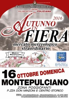 Autunno in Fiera 2016 - Domenica 16 Ottobre